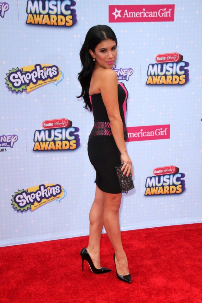 Chrissie Fit - 2015 Radio Disney Music Awards in Los Angeles