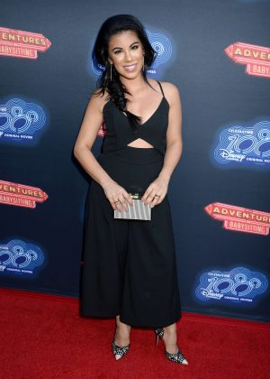 Chrissie Fit - 'Adventures In Babysitting' Premiere in LA