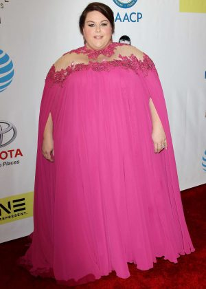 Chrissy Metz - 48th NAACP Image Awards in Pasadena