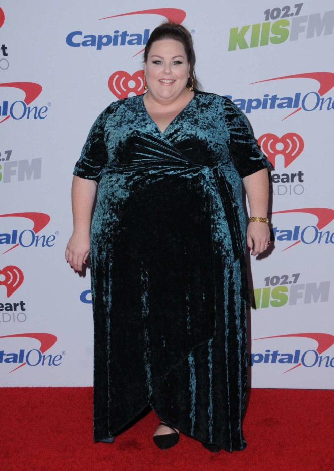 Chrissy Metz - KIIS-FM Jingle Ball 2017 in Los Angeles