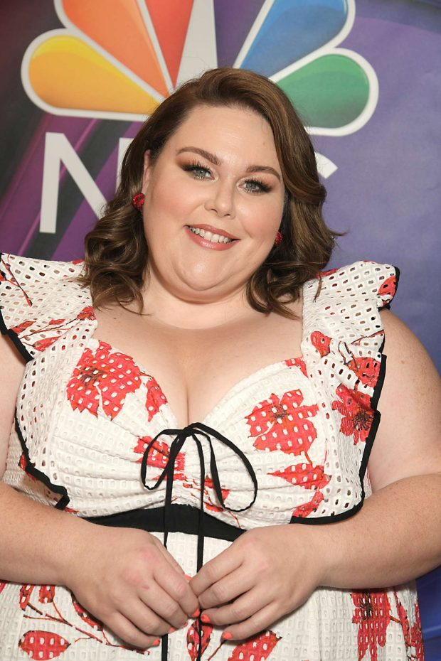 Chrissy Metz - NBCUniversal Upfront Presentation in NYC