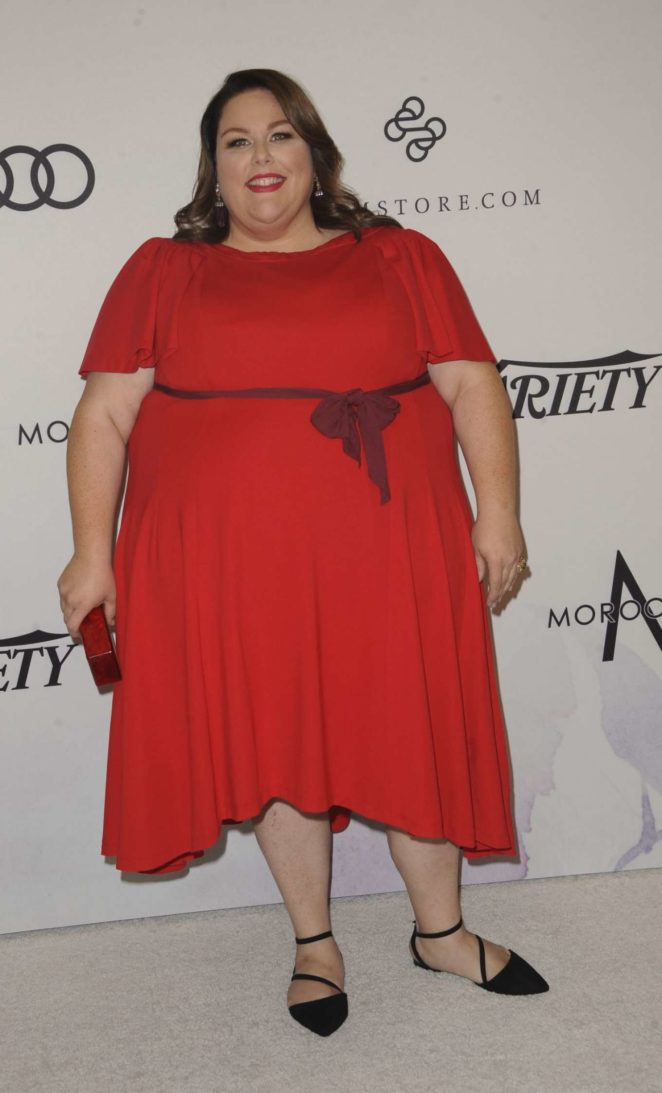 Chrissy Metz - Variety's Power of Women Event 2017 in Los Angeles