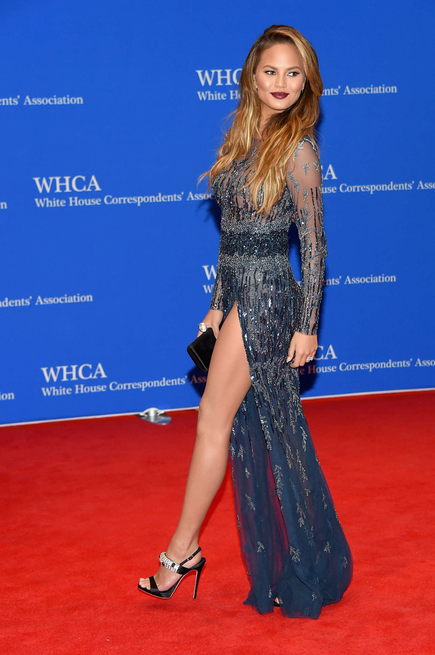 Chrissy Teigen - 2015 White House Correspondents' Association Dinner in Washington