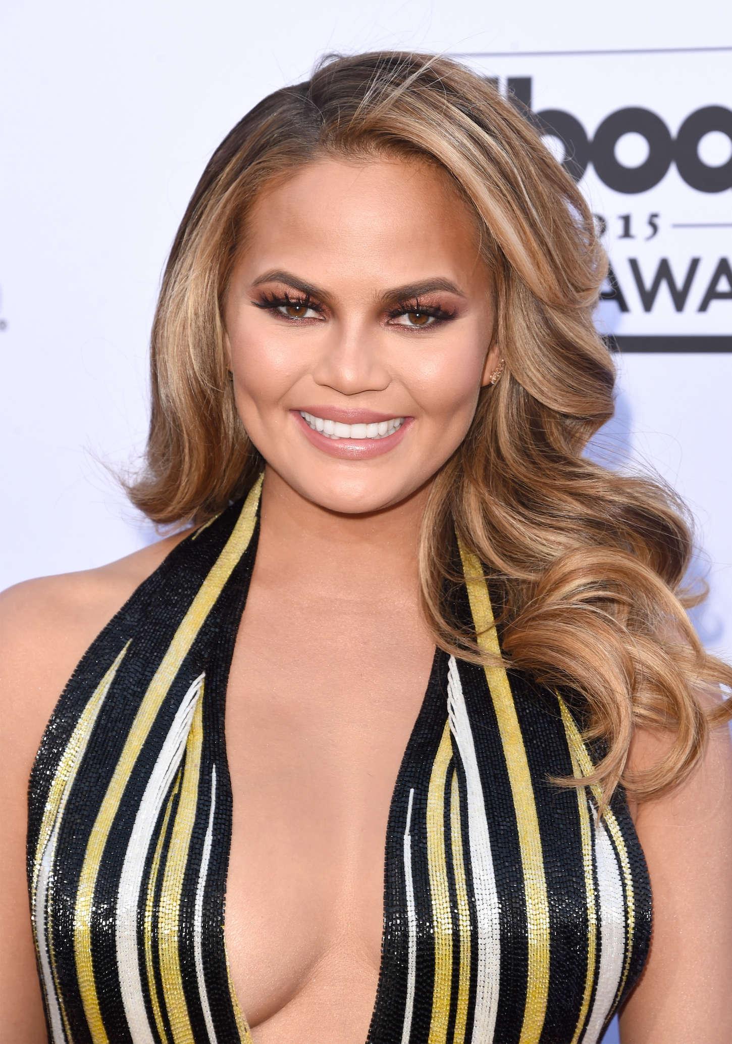 Chrissy Teigen - Billboard Music Awards 2015 in Las Vegas