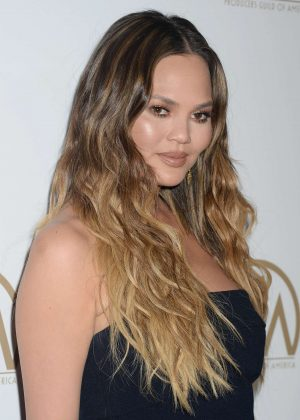 Chrissy Teigen - 2017 Annual Producers Guild Awards in Los Angeles