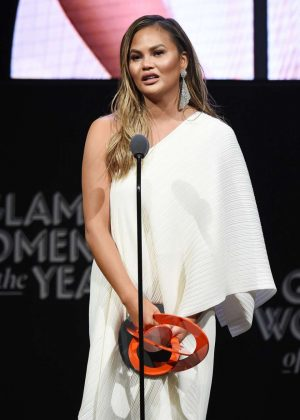 Chrissy Teigen - 2018 Glamour Women of the Year Awards in NYC