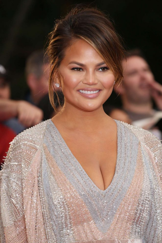 Chrissy Teigen – 2018 GQ Men of the Year Awards in London