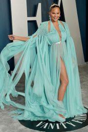 Chrissy Teigen - 2020 Vanity Fair Oscar Party in Beverly Hills