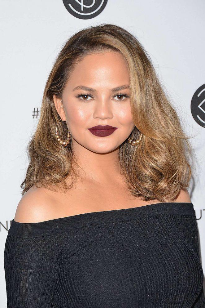 Chrissy Teigen - 5th Annual Beautycon LA Convention Center in LA