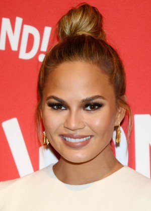 Chrissy Teigen At Target Wonderland Vip Party Kick Off In New York-02