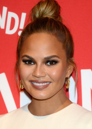 Chrissy Teigen At Target Wonderland Vip Party Kick Off In New York-03