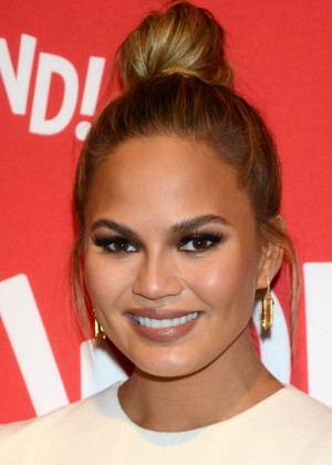 Chrissy Teigen At Target Wonderland Vip Party Kick Off In New York-05