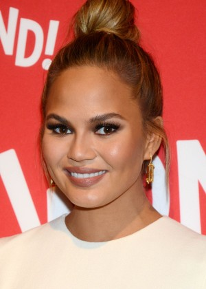 Chrissy Teigen At Target Wonderland Vip Party Kick Off In New York-06