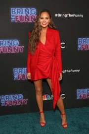 Chrissy Teigen - 'Bring the Funny' Premiere Event in Los Angeles