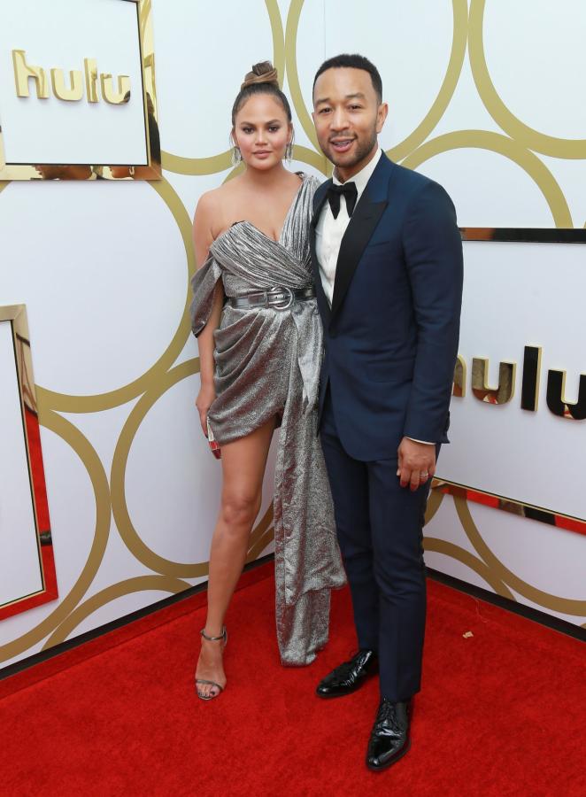 Chrissy Teigen - Hulu's 2018 Emmy Party in LA