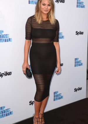 Chrissy Teigen - Lip Sync Battle For Your Consideration Event in Los Angeles