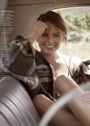 Chrissy Teigen - Marie Claire Magazine (July 2017)