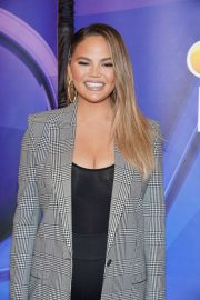 Chrissy Teigen - NBCUniversal Upfront Presentation in NYC