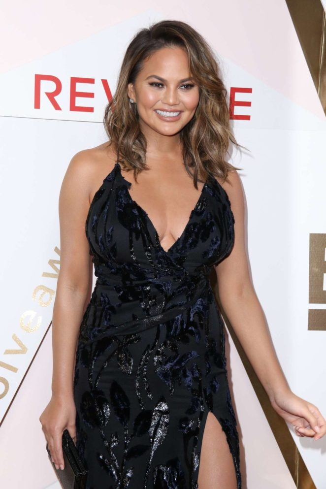 Chrissy Teigen - #REVOLVE Awards 2017 in Hollywood