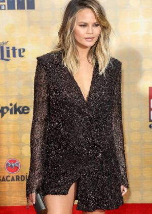 Chrissy Teigen - Spike TV 10th Annual Guys Choice Awards in Culver City