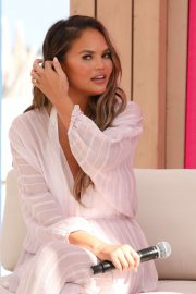 Chrissy Teigen - Spotify's Cannes Lions Event in France