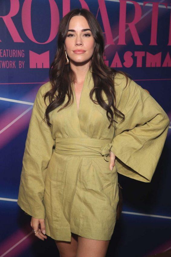 Christa Allen - Limited Edition Capsule Presentation by Rodarte in Los Angeles