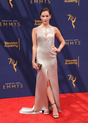 Christa B Allen - 2018 Primetime Creative Arts Emmy Awards in Los Angeles