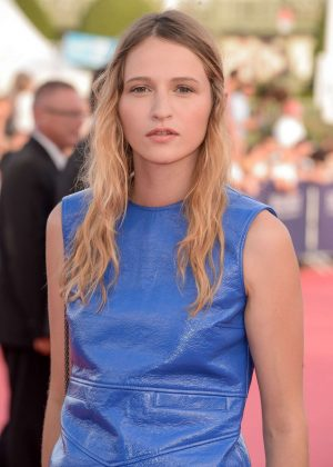 Christa Theret - 'Free State Of Jones' Premiere at 42th Deauville US Film Festival in Deauville