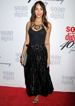 Christel Khalil - The Soap Opera Digest's 40th Anniversary Event in Hollywood