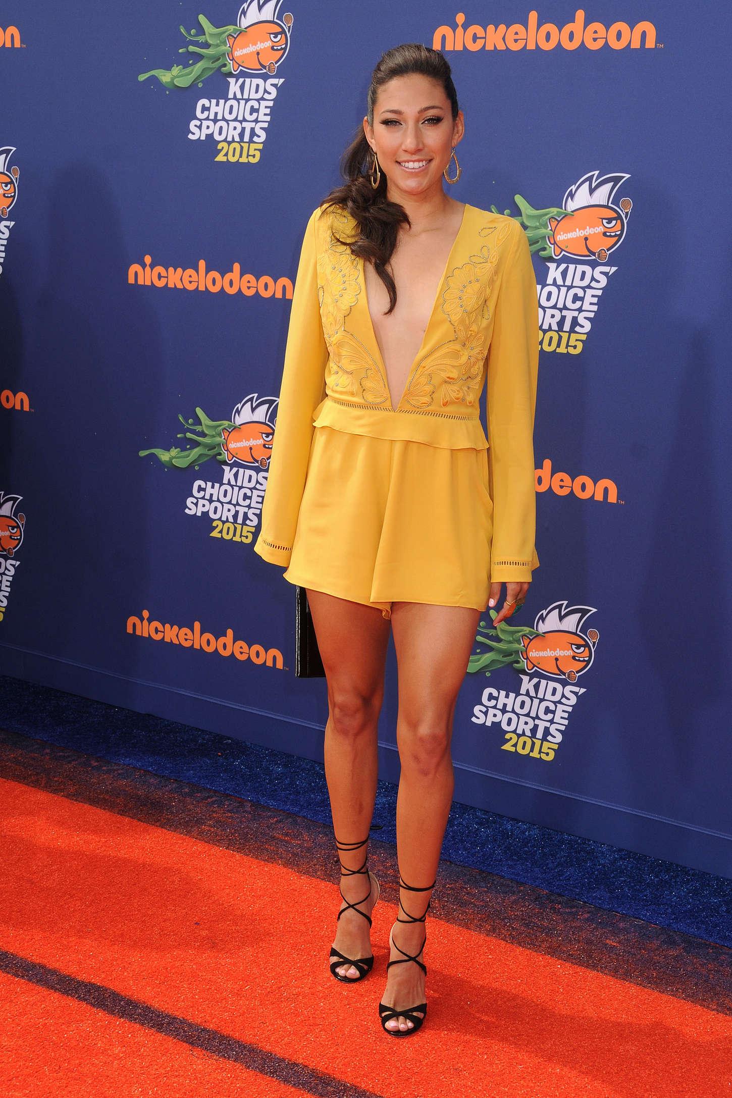 Christen Press - 2015 Nickelodeon's Kids' Choice Sports ... Vanessa Hudgens Dating