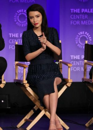 Christian Serratos - 2019 PaleyFest LA - 'The Walking Dead' in LA