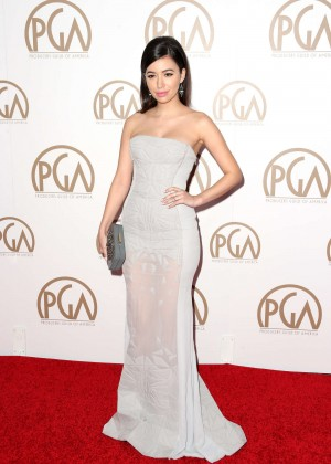 Christian Serratos - 2015 Producers Guild Of America Awards