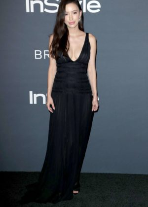 Christian Serratos - 3rd Annual InStyle Awards in Los Angeles
