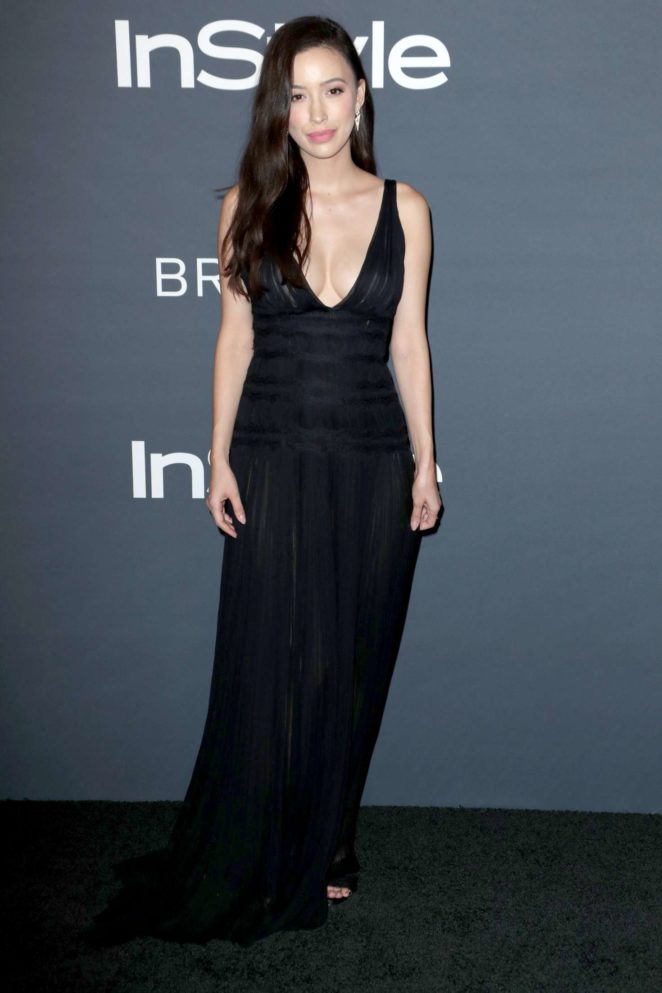 Christian Serratos – 3rd Annual InStyle Awards in Los Angeles