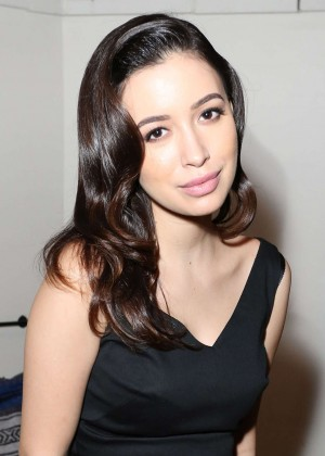 Christian Serratos - NYLON Celebrates Anna Kendrick's February Cover in West Hollywood
