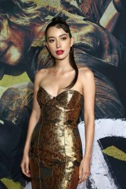 Christian Serratos - 'The Walking Dead' Premiere in West Hollywood