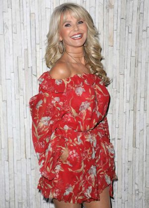 Christie Brinkley - 2018 Sports Illustrated Swimsuit Model Casting in Miami