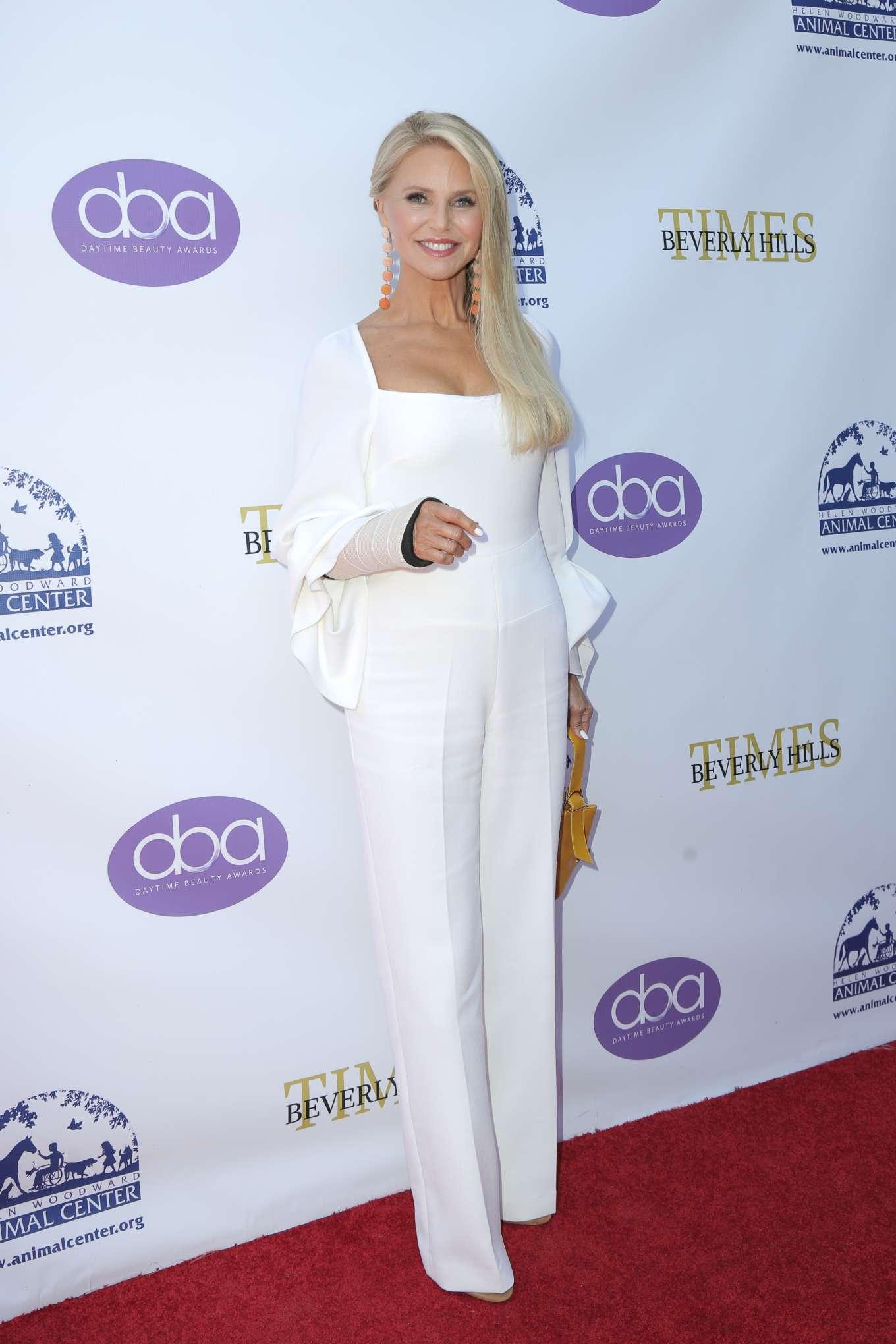 Christie Brinkley 2019 : Christie Brinkley – 2019 Beauty Awards-06