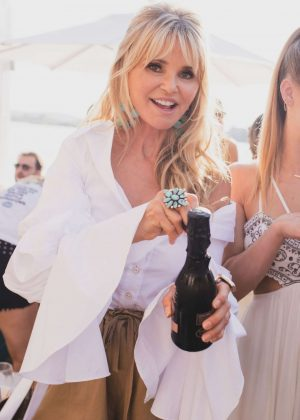 Christie Brinkley - Bellissima Bambini Launch Montauk in New York