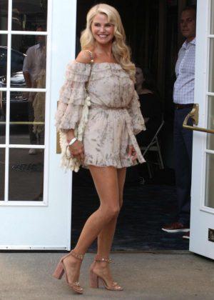 Christie Brinkley - 'BlacKkKlansman' Premiere in The Hamptons