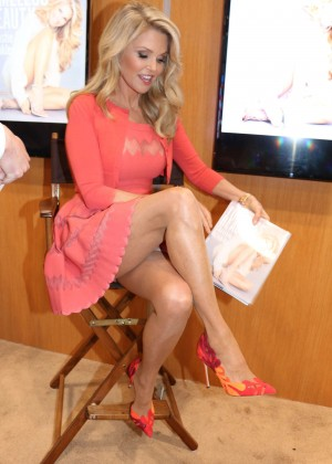 Christie Brinkley - BookExpo America in NYC