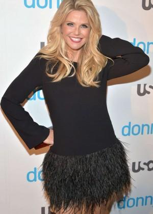 Christie Brinkley - 'Donny!' Premiere in New York City