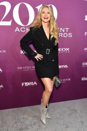 Christie Brinkley - Footwear News Achievement Awards IAC in New York City