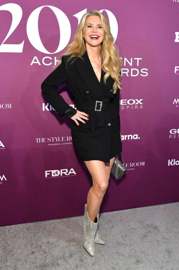 Christie Brinkley - Footwear News Achievement Awards IAC in New York City