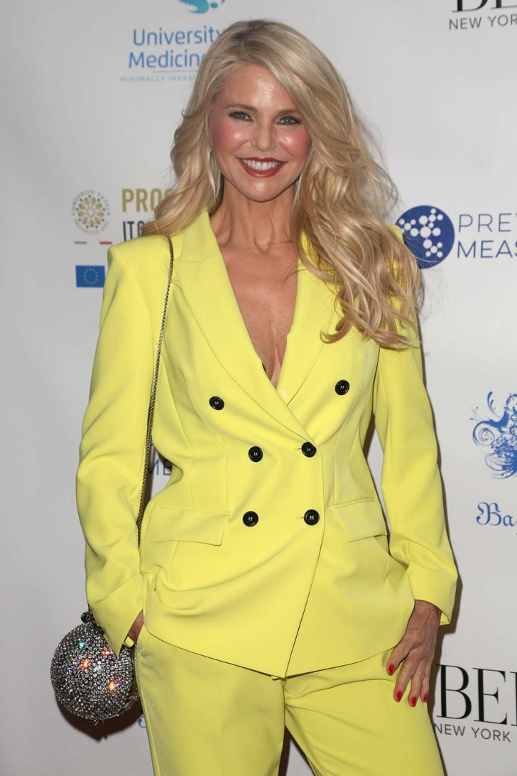 Christie Brinkley - Hosts Bella New York's Influencer Issue Party in NYC