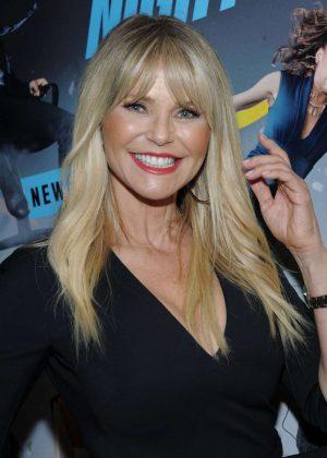 Christie Brinkley - 'Nightcap' Season 2 Premiere in NYC