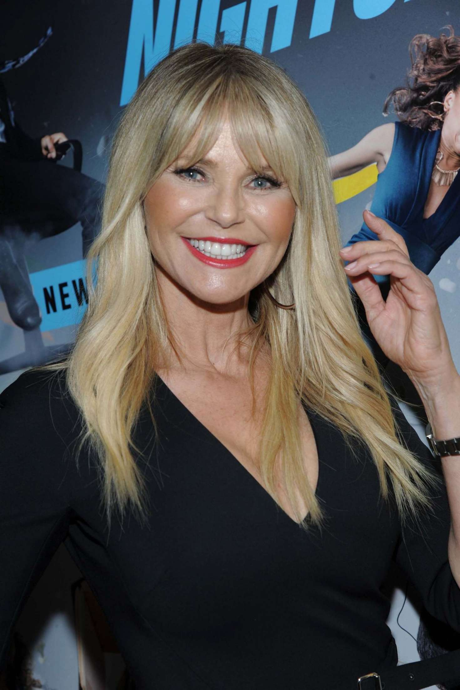 Christie Brinkley Nightcap Season 2 Premiere In Nyc