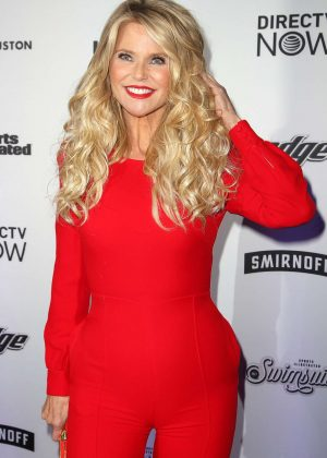 Christie Brinkley - Sports Illustrated Swimsuit Edition Launch Event in NY