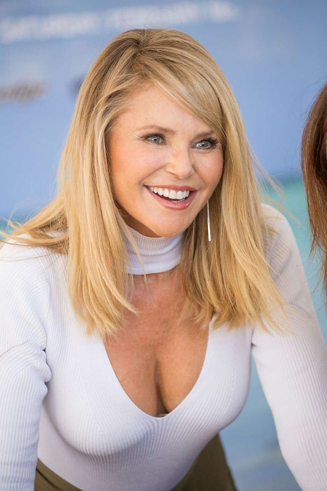 Christie Brinkley - VIBES By Sports Illustrated Swimsuit 2017 Launch Festival Day 2 in Houston