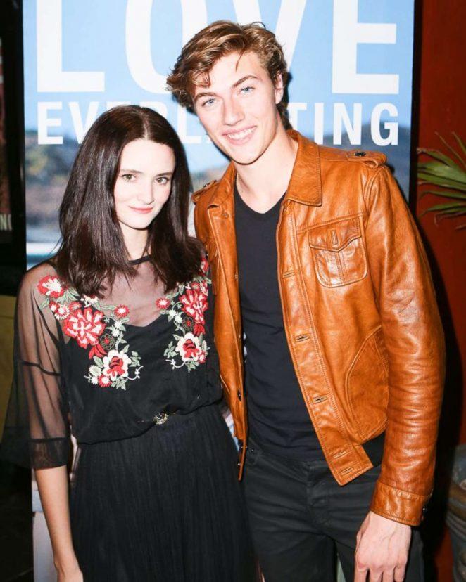 Christie Burke - 'Love Everlasting' Premiere in Los Angeles